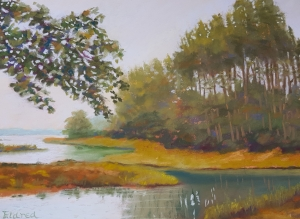 Early Fall at the Estuary